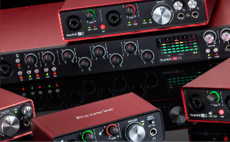 Focusrite Products