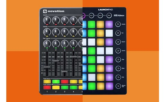 LPLCXL Launchpad and Launch Control XL