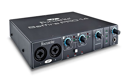 Saffire Pro 14 Audio Interface